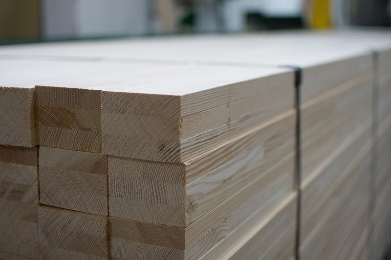 Drewno klejone 1